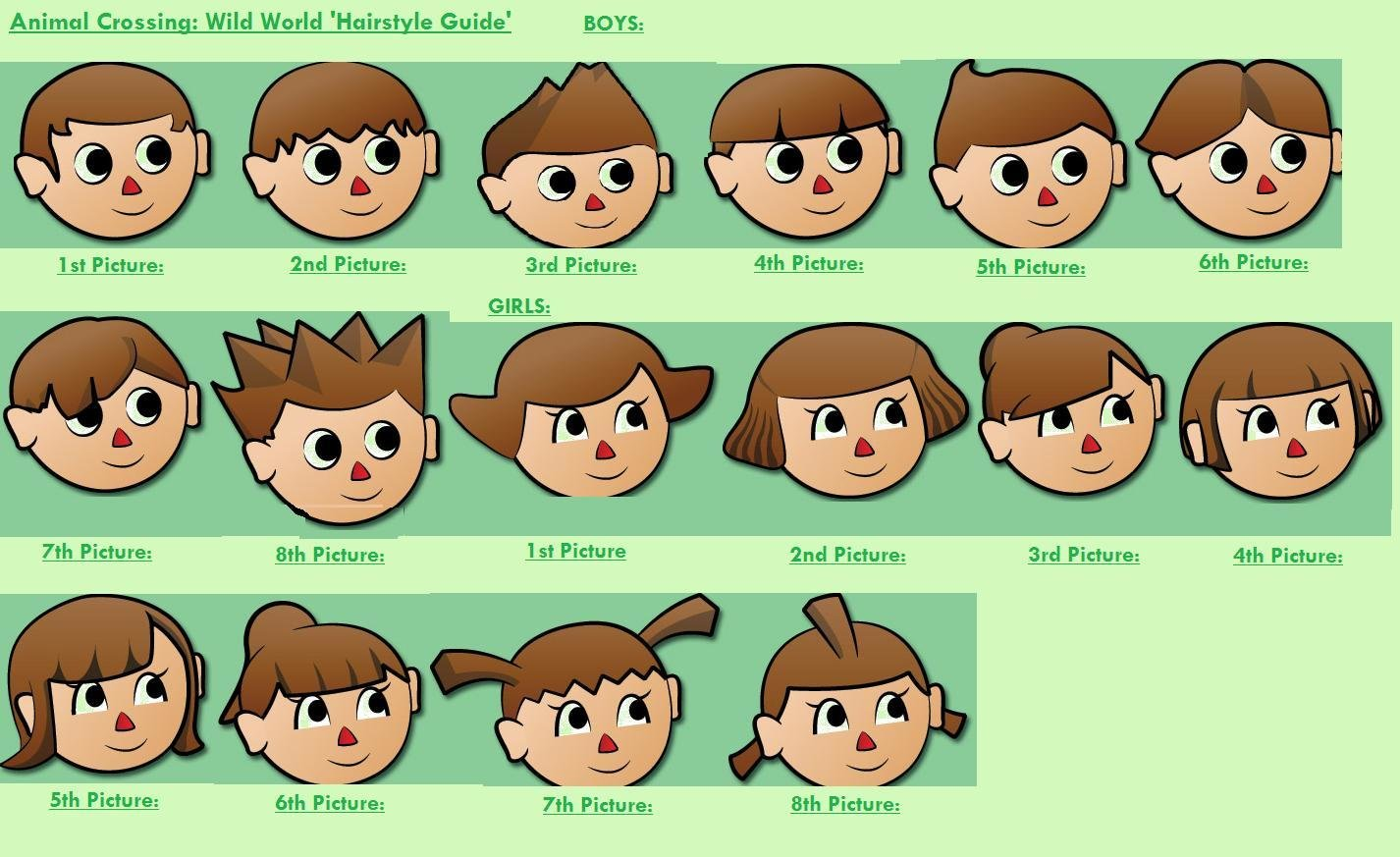 New Leaf Female Haircuts Hair Ideas With Pictures