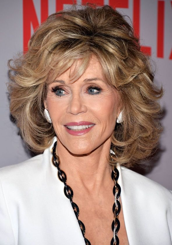 New Jane Fonda Hairstyles Hairstylo Ideas With Pictures