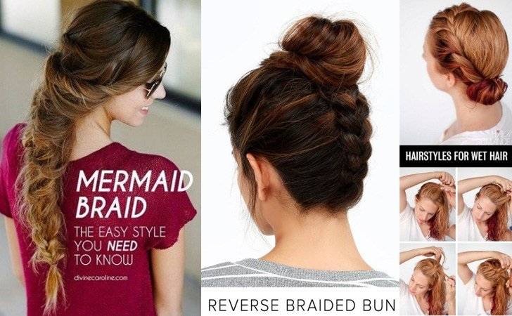 New 20 Easy Elegant Step By Step Hair Tutorials For Long Ideas With Pictures