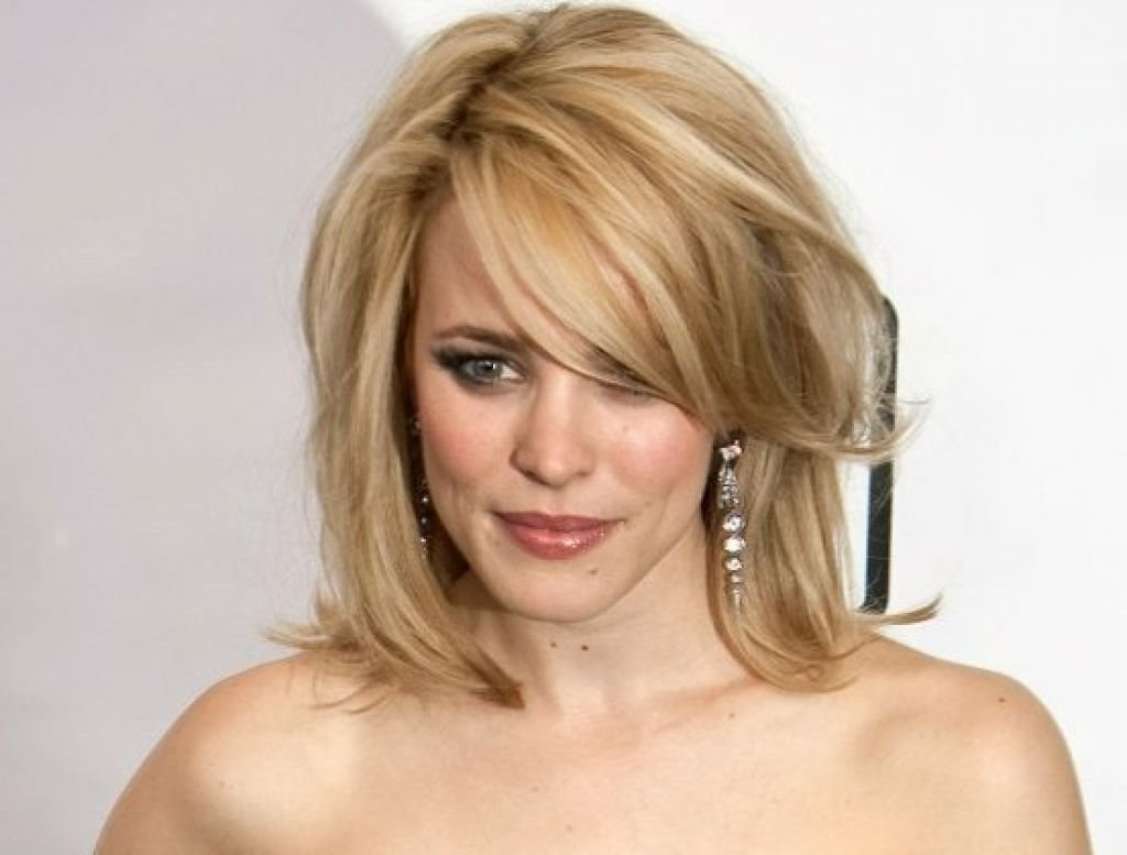 New 30 Most Dazzling Medium Length Hairstyles For Thin Hair Ideas With Pictures