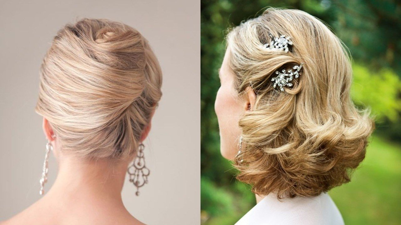 New 27 Elegant Looking Mother Of The Bride Hairstyles Ideas With Pictures