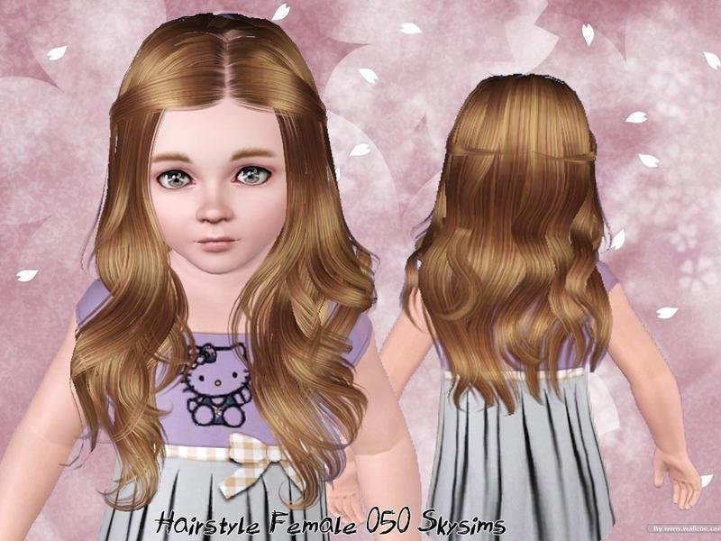New Skysims Hair Toddler 050 Ideas With Pictures