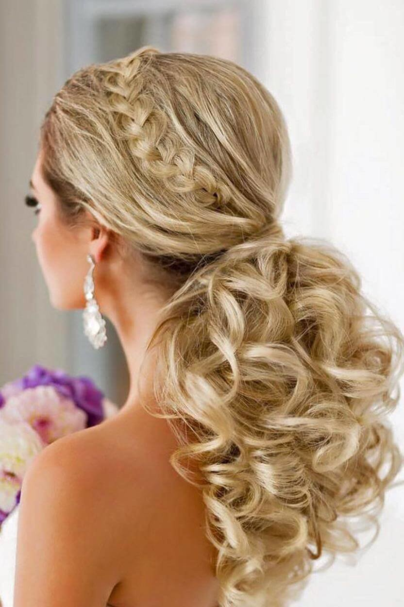 New 31 Drop Dead Wedding Hairstyles For All Brides Ideas With Pictures