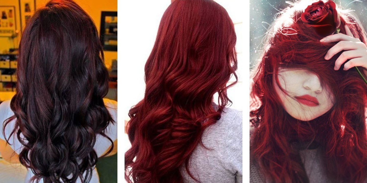 New Most Popular Red Hair Color Shades Matrix Ideas With Pictures