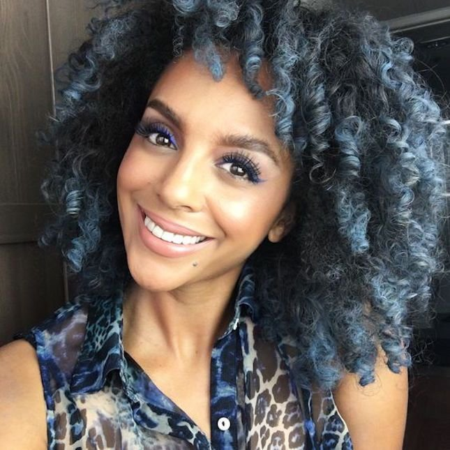 New 6 Hair Color Trends You Need To Meet Your Curly Hairgoals Ideas With Pictures