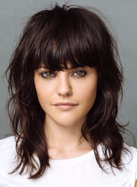 New 37 Haircuts For Medium Length Hair Hairstyles Haircuts Ideas With Pictures
