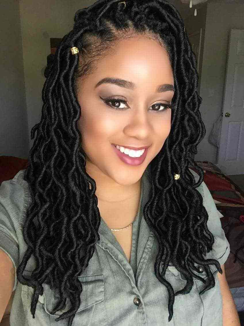 New 71 Sexiest Micro Braids Hairstyles For 2019 – Hairstylecamp Ideas With Pictures