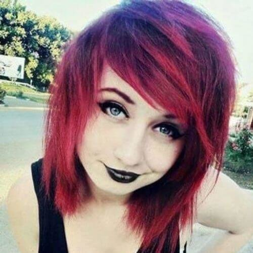 New 50 Scene Emo Hairstyles For Girls Hair Motive Hair Motive Ideas With Pictures