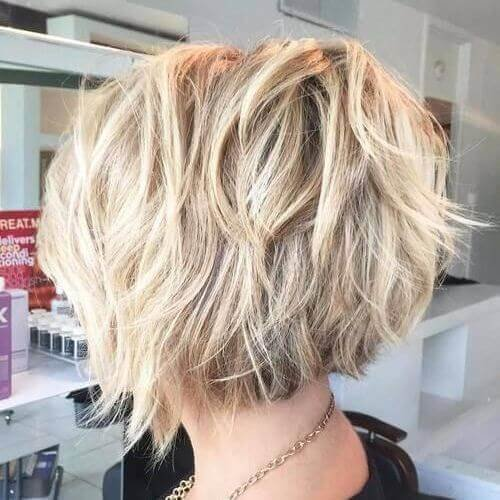 New 55 Alluring Ways To Sport Short Haircuts If You Have Thick Ideas With Pictures