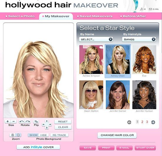 New Try New Hairstyles With My Photo Hair Ideas With Pictures