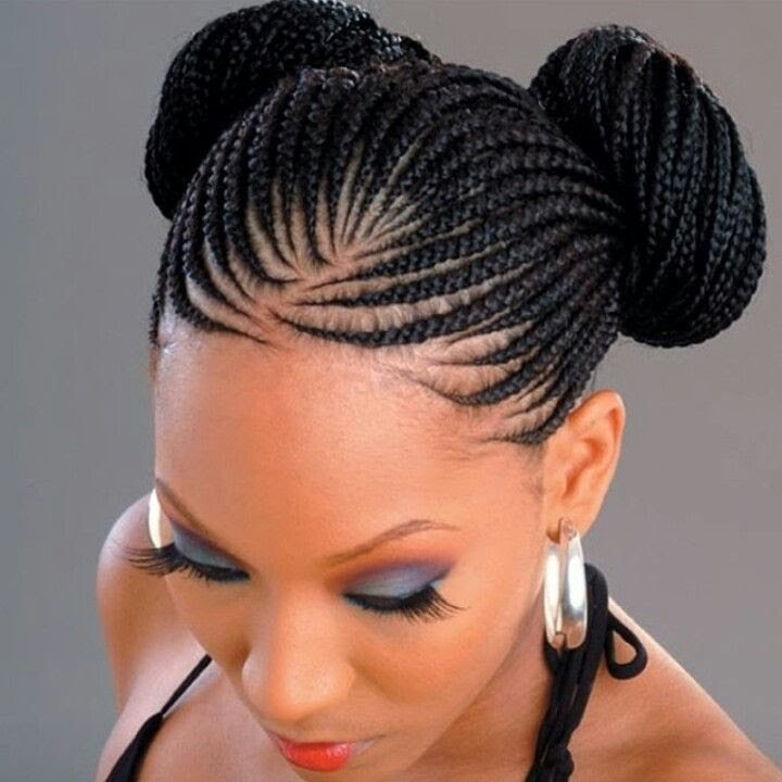 New Most Captivating African Braids Hairstyles Youtube Ideas With Pictures Original 1024 x 768