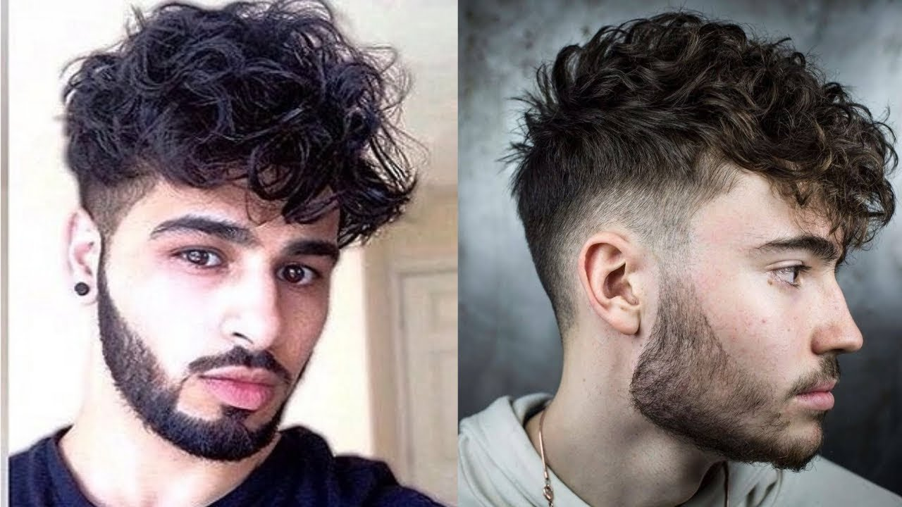New Top 10 Sexiest Curly Hairstyles For Guys 2018 10 Best Ideas With Pictures