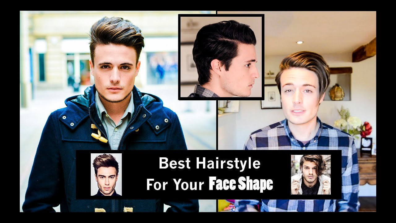 New Choosing The Best Hairstyle For Your Face Shape Mens Ideas With Pictures