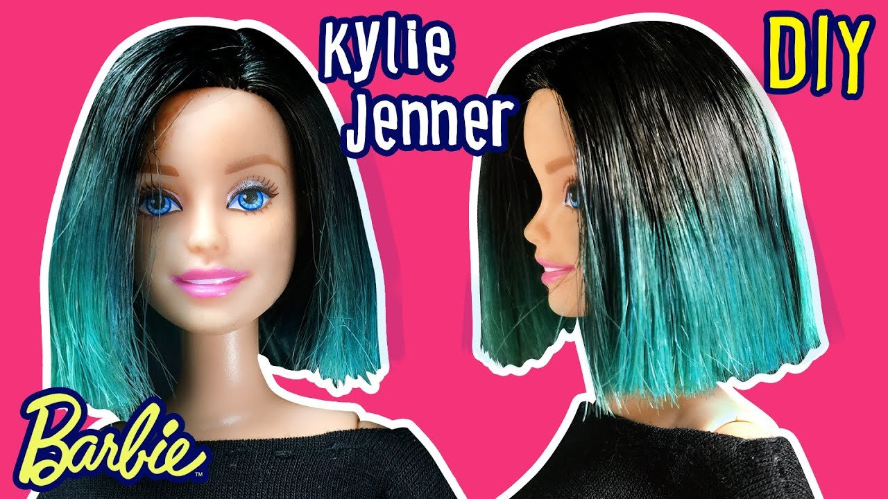 New Kylie Jenner Hair For Barbie Doll Barbie Haircut Ideas With Pictures Original 1024 x 768