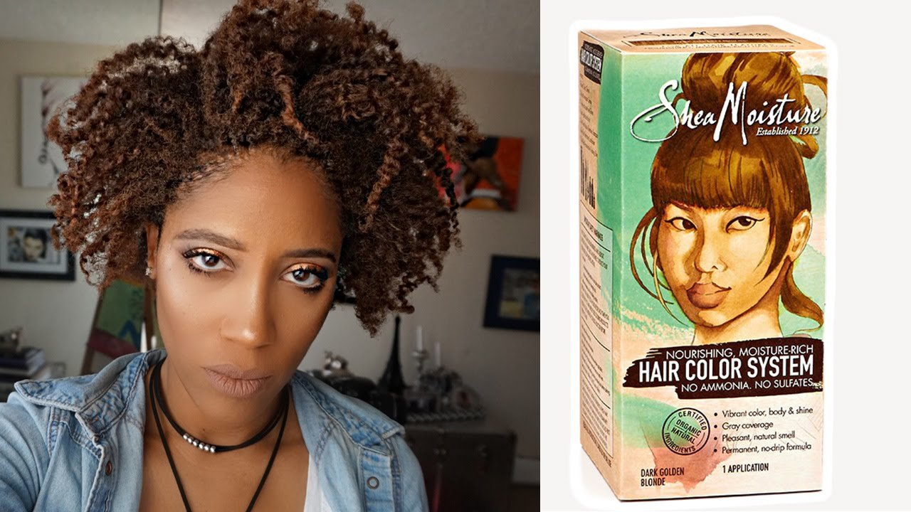 New Shea Moisture Hair Color System Mygotwos Youtube Ideas With Pictures