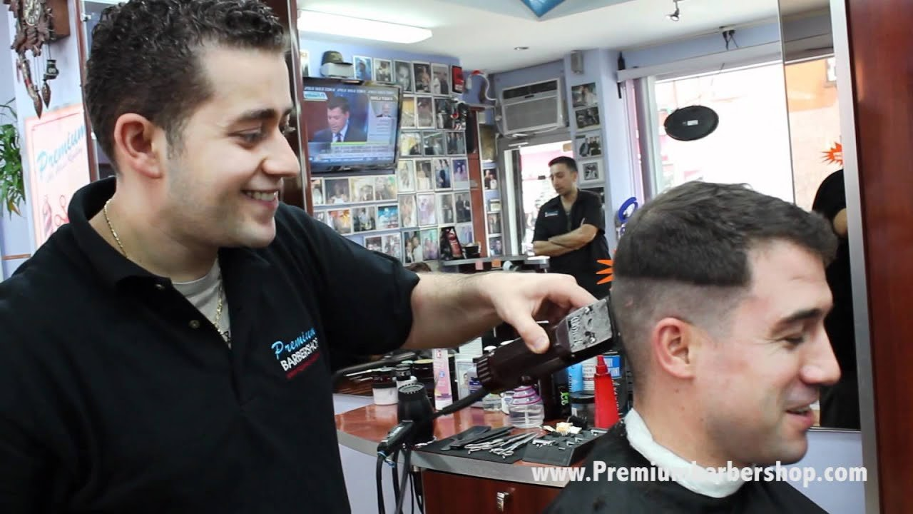 New Premium Barber Shop Shaves Barbers In Midtown East New Ideas With Pictures