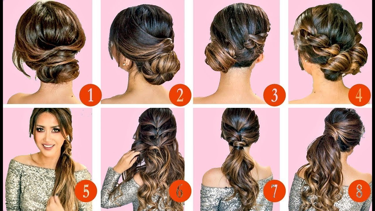 New 10 Elegant Hairstyles Updos Easy Hairstyle Tutorial Ideas With Pictures