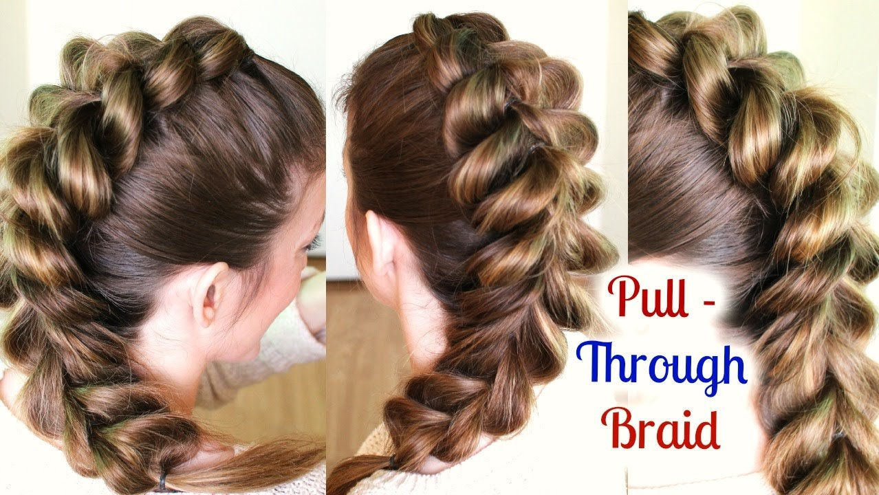 New Cute And Easy Ponytail Hairstyle For School School Ideas With Pictures