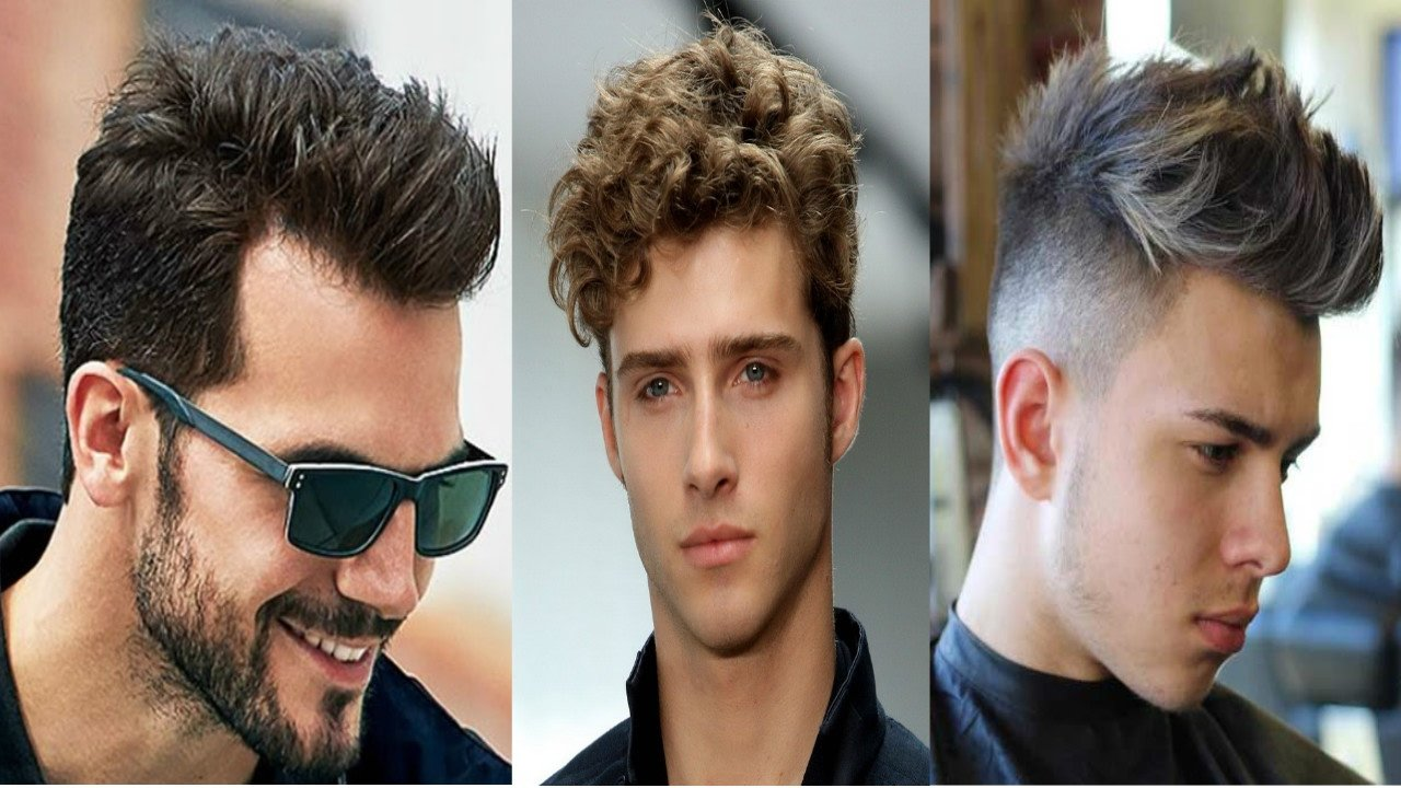 New Top 10 Most Attractive Men S Hair Styles 2017 2018 10 Best Trendy Hairstyles For Men 2017 2019 Ideas With Pictures