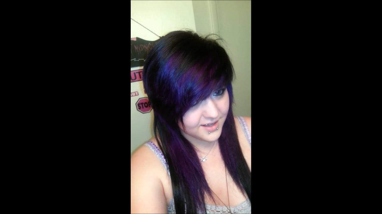 New My Purple Hair Pravana Violet Youtube Ideas With Pictures