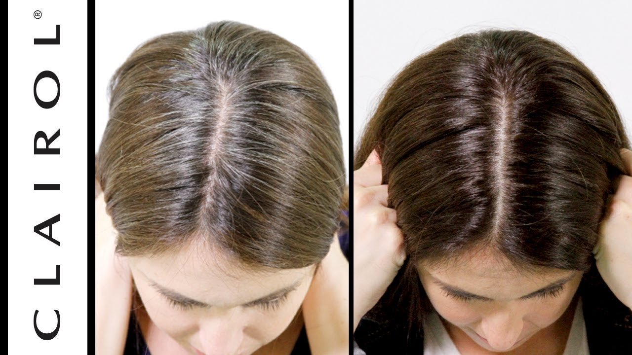 New How To Cover Grey Hair At Home Clairol Root Touch Up Ideas With Pictures