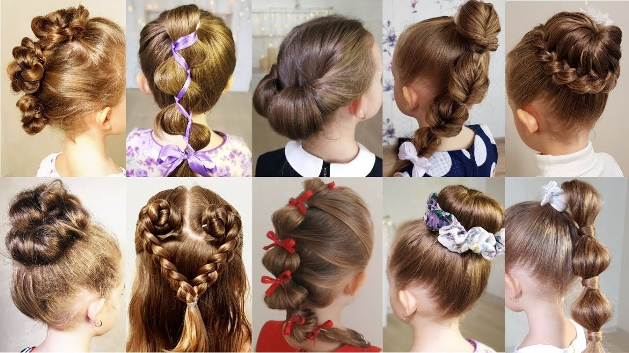 New 10 Cute 1 Minute Hairstyles For Busy Morning Quick Easy Ideas With Pictures