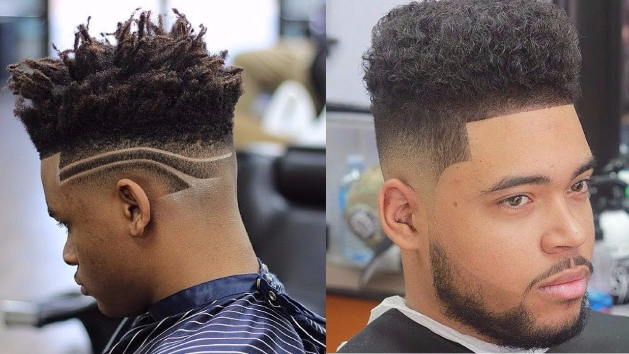 New 10 Best Fade Hairstyles For Black Men 2017 2018 10 Ideas With Pictures