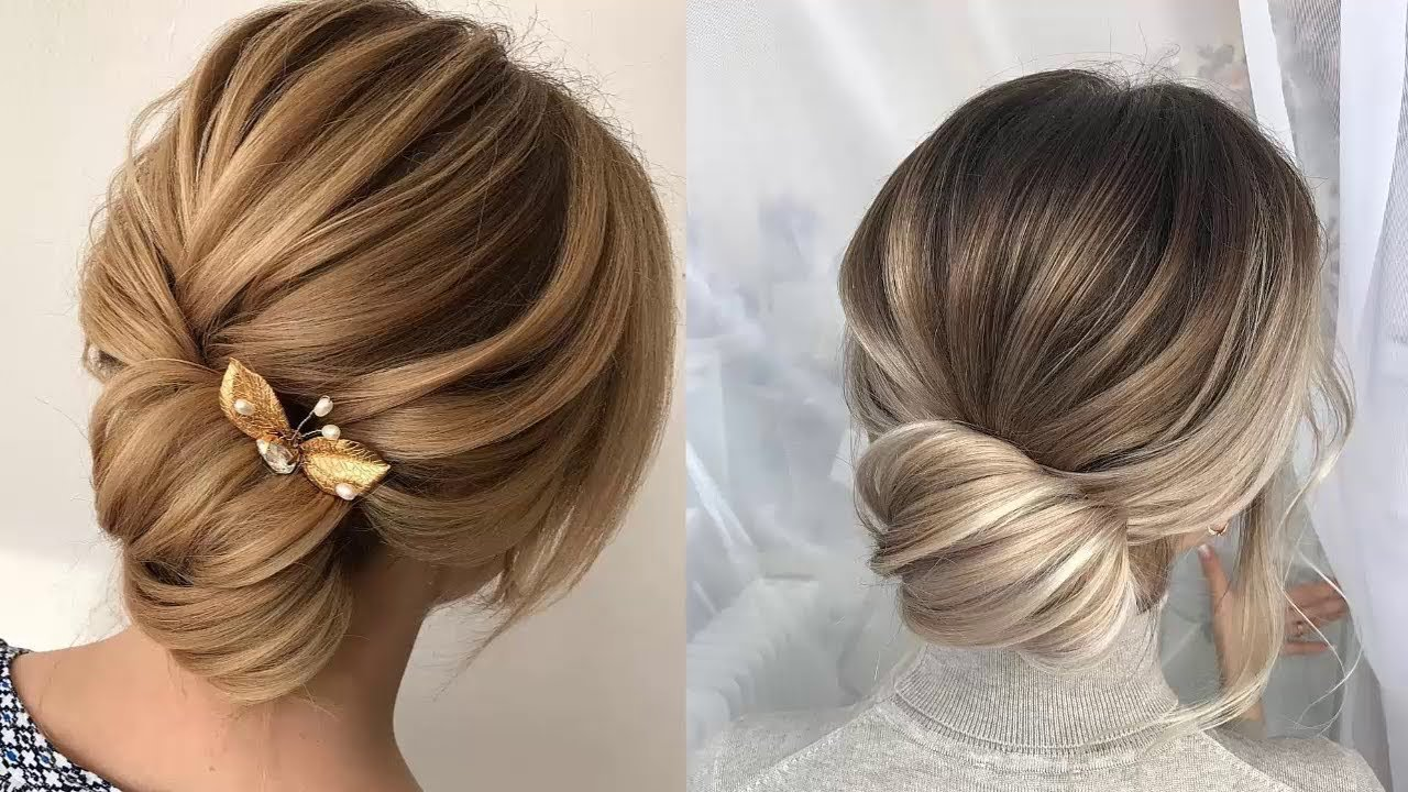 New Low Bun Hairstyles Elegant Low Bun Hairstyles Ideas Ideas With Pictures