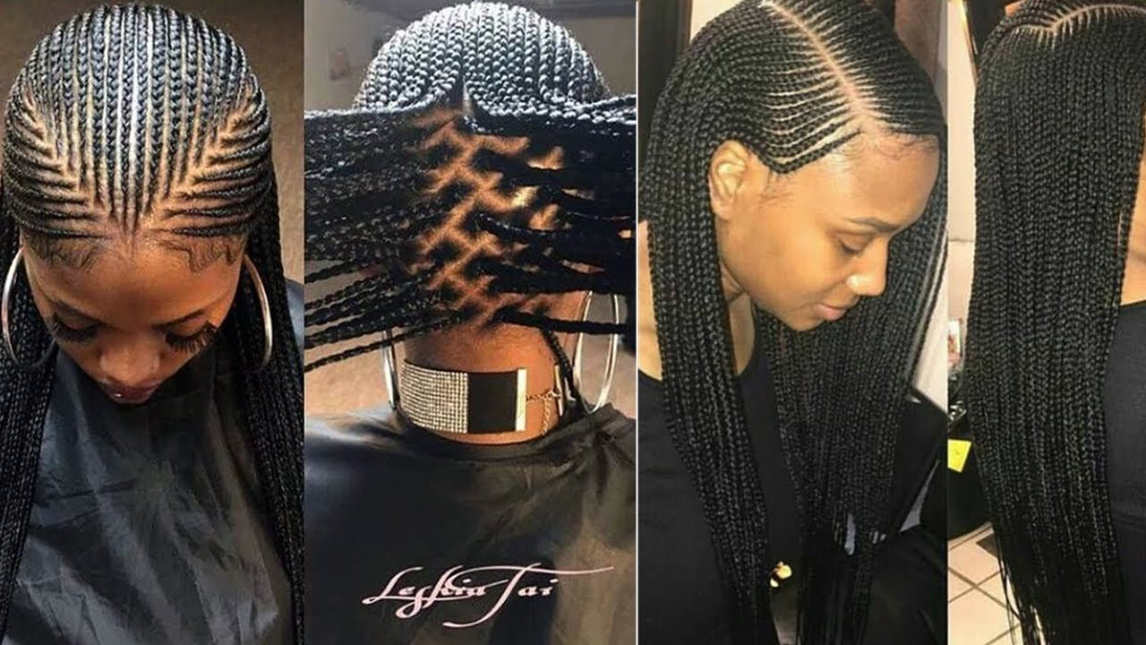 New Latest Box Braids Hairstyles Boxbraids For Black Women Ideas With Pictures