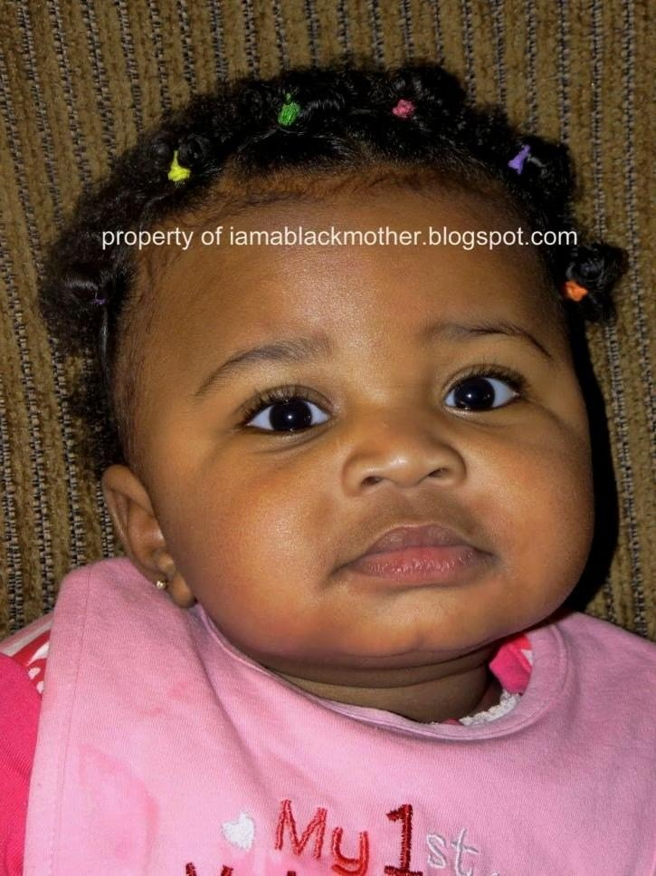 New 2019 Latest Black Baby Hairstyles For Short Hair Ideas With Pictures