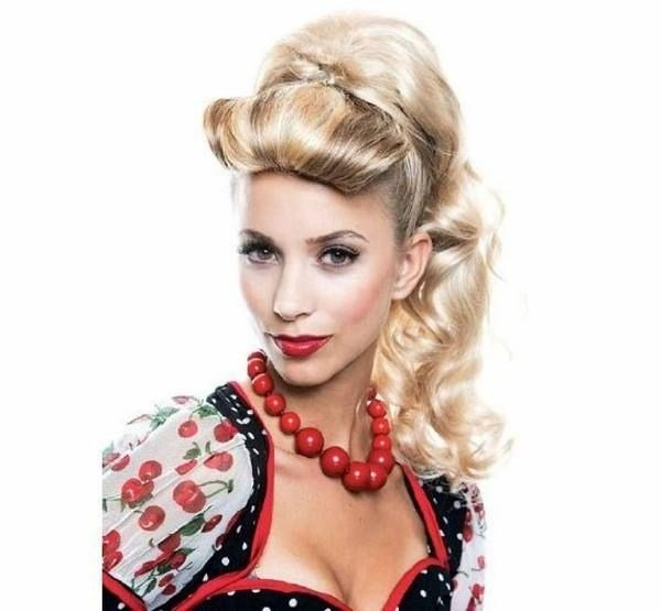 New 20 Ideas Of 50S Long Hairstyles Ideas With Pictures