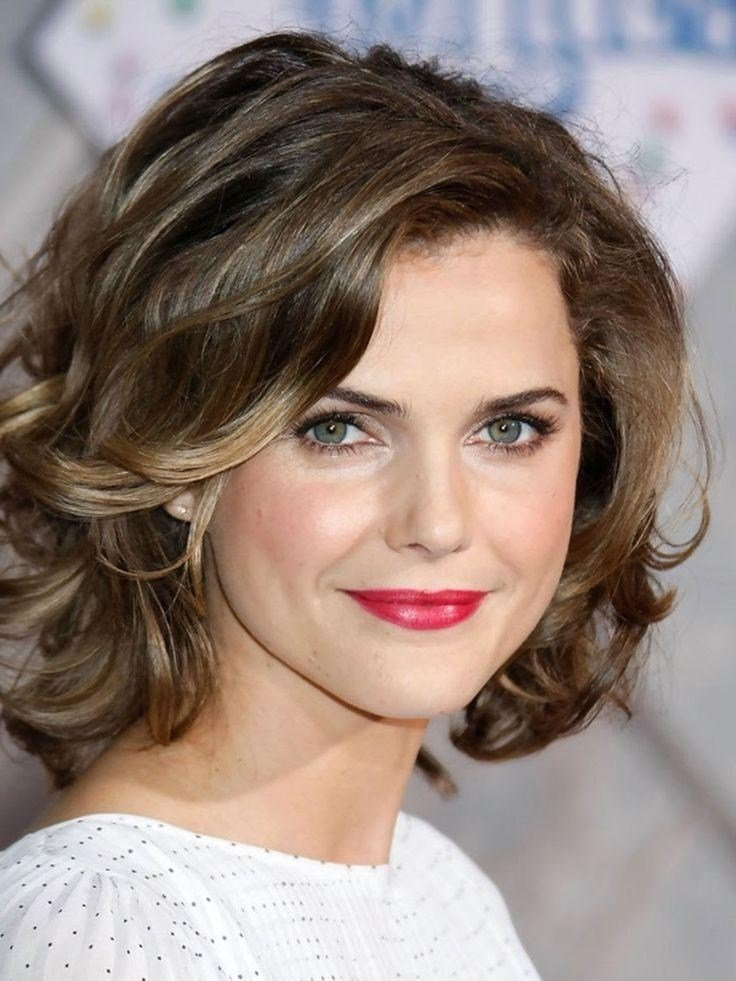 New 2019 Latest Short Haircuts For Frizzy Wavy Hair Ideas With Pictures