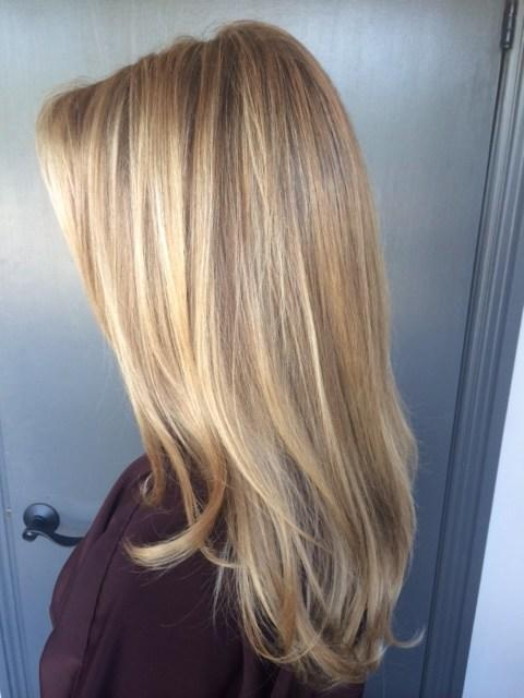 New Winter Blonde – Jonathan George Ideas With Pictures
