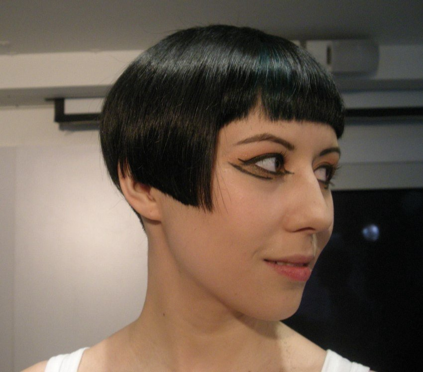 New Very Short Bob Hairstyle With Bangs – Hairstyles Ideas With Pictures