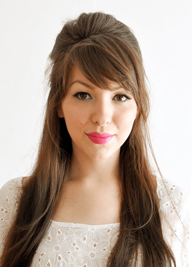 New 50 Gorgeous Side Swept Bangs Hairstyles For Every Face Shape Ideas With Pictures Original 1024 x 768