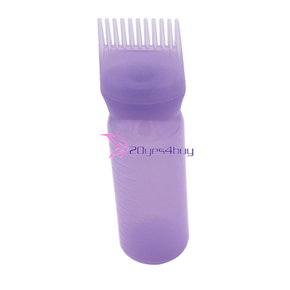 New Hair Dye Bottle Applicator Comb Dispensing 120Ml Salon Ideas With Pictures