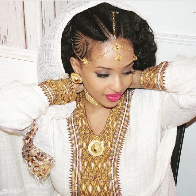 New Habeshabeauties On Twitter Eritrean Bride In Traditional Ideas With Pictures