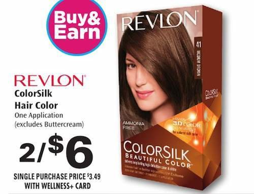 New Revlon Colorsilk Haircolor Products Printable Coupon Ideas With Pictures