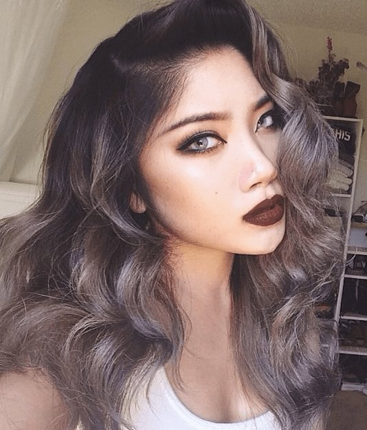 New The Nettleships How To Dye Hair Dark Grey Or Silver Ideas With Pictures