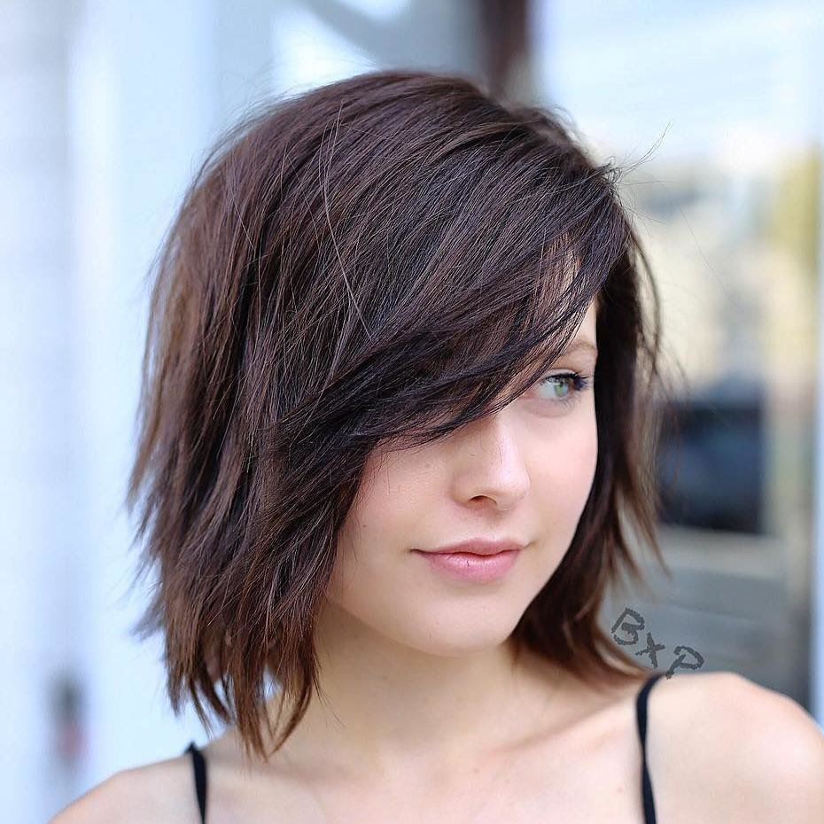 New 20 Wispy Bangs To Completely Revamp Any Hairstyle Ideas With Pictures Original 1024 x 768