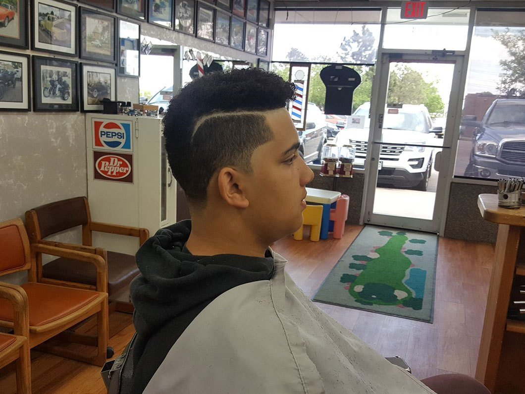 New Haircut And Shave Near Me – Wavy Haircut Ideas With Pictures