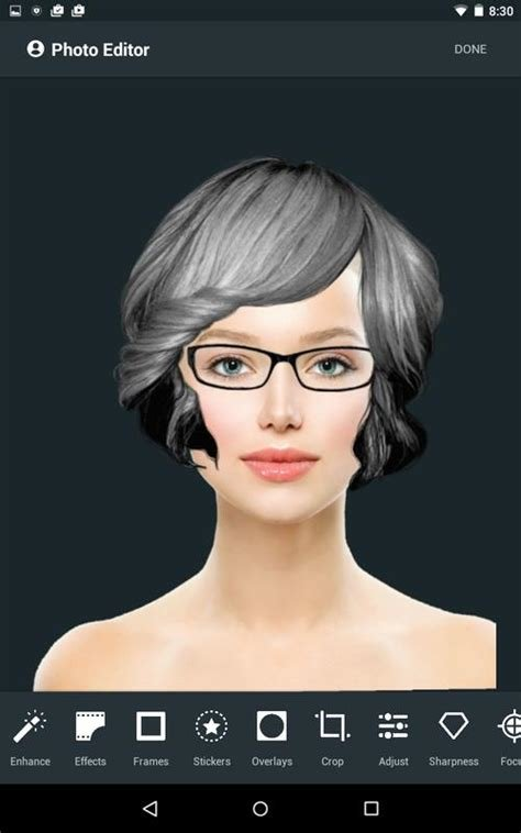 New Hairstyle Changer App Virtual Makeover Women Men Apk Ideas With Pictures