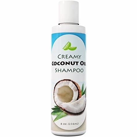 New All Natural Coconut Oil Shampoo For Hair Growth Hair Ideas With Pictures