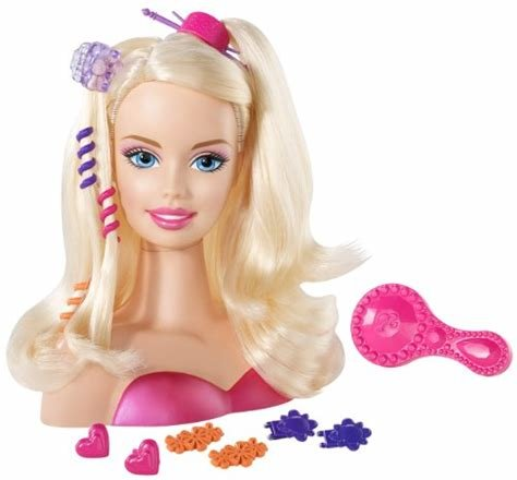 New Barbie Blonde Styling Head Small Buy Online In Uae Ideas With Pictures Original 1024 x 768