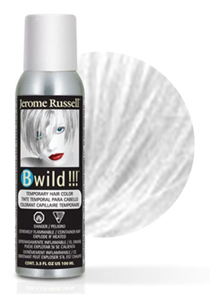 New Jerome Russell B Wild Temporary Hair Color Spray 100Ml Ideas With Pictures