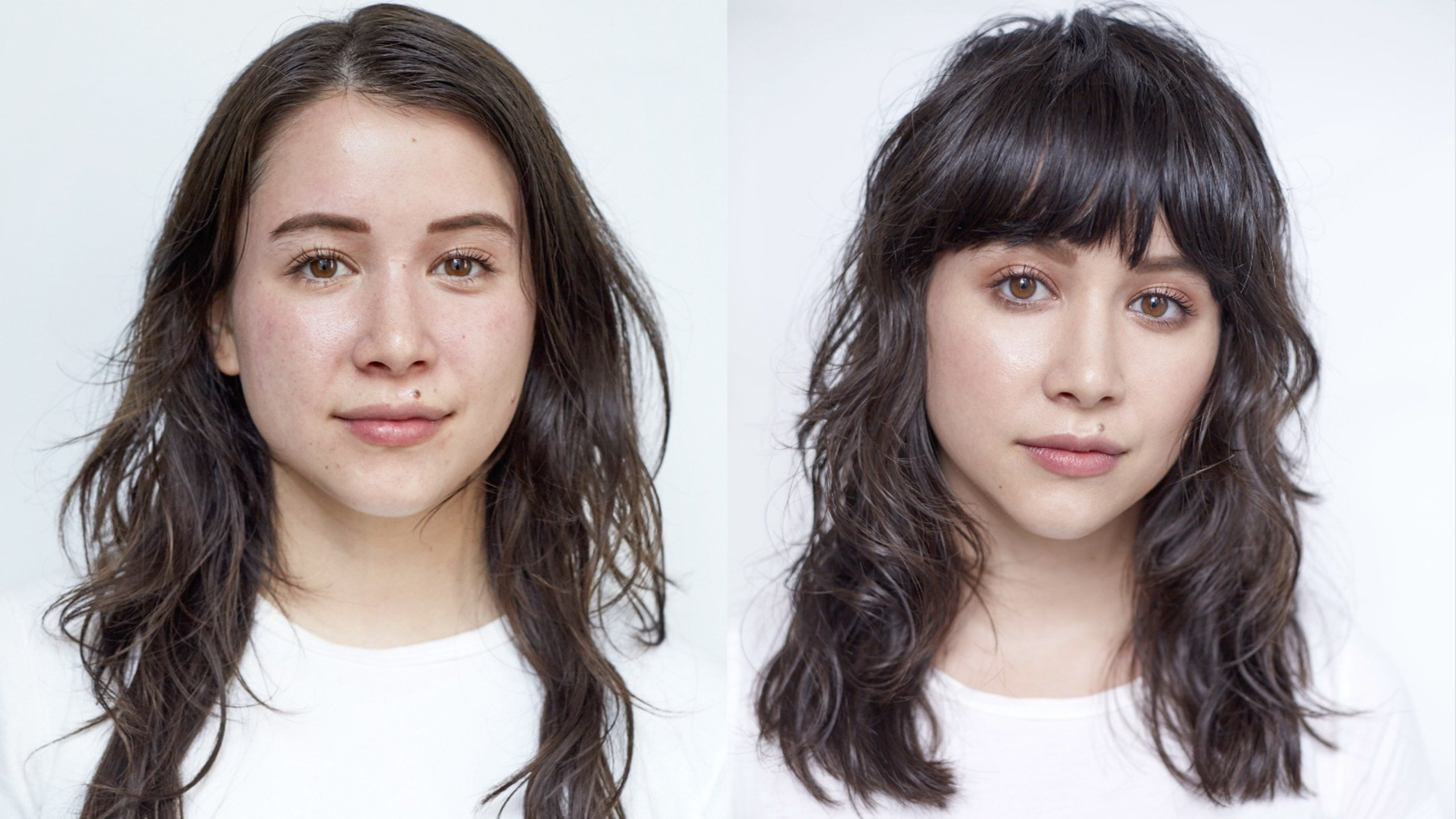 New This Awesome Hair Makeover Will Convince You To Get Bangs Ideas With Pictures