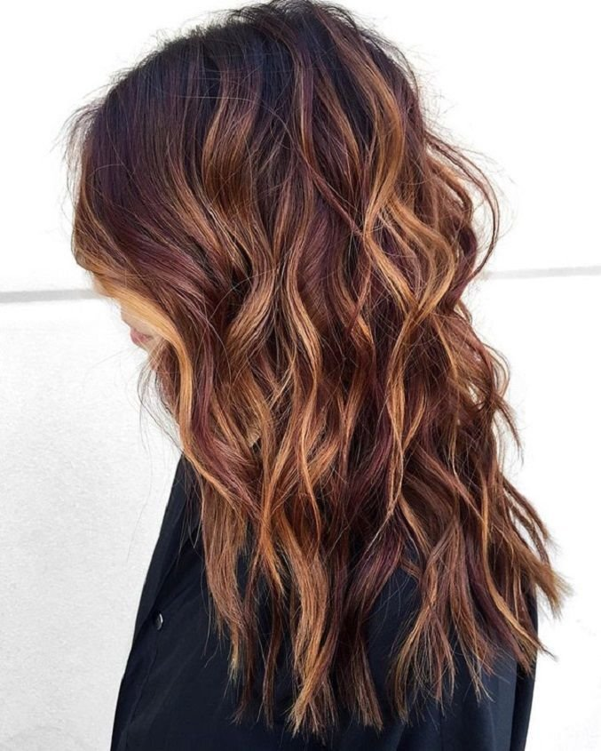 New Cool Hair Color Ideas Trends In 2018 2019 Fashionre Ideas With Pictures