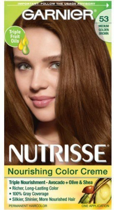 New Garnier Nutrisse Nourishing Color Creme Instructions Ideas With Pictures