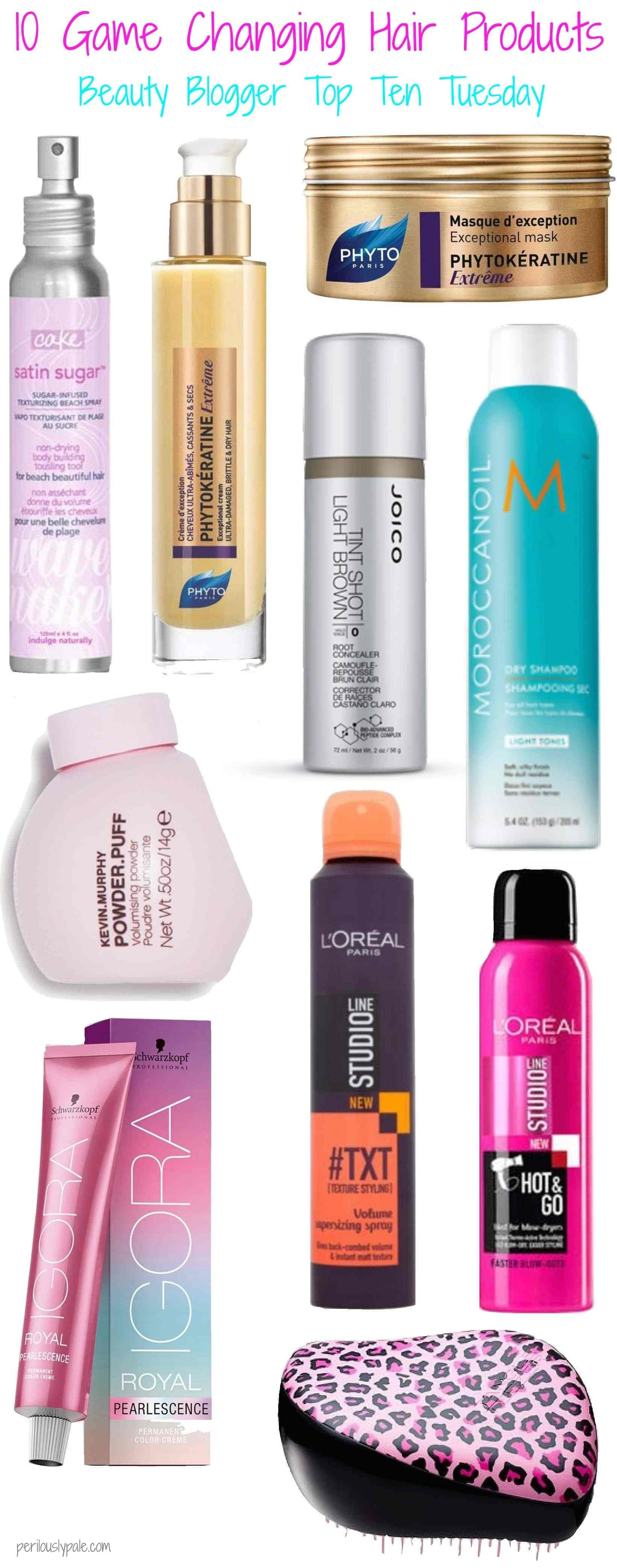 New 10 Game Changing Hair Products • Realizing Beauty Ideas With Pictures