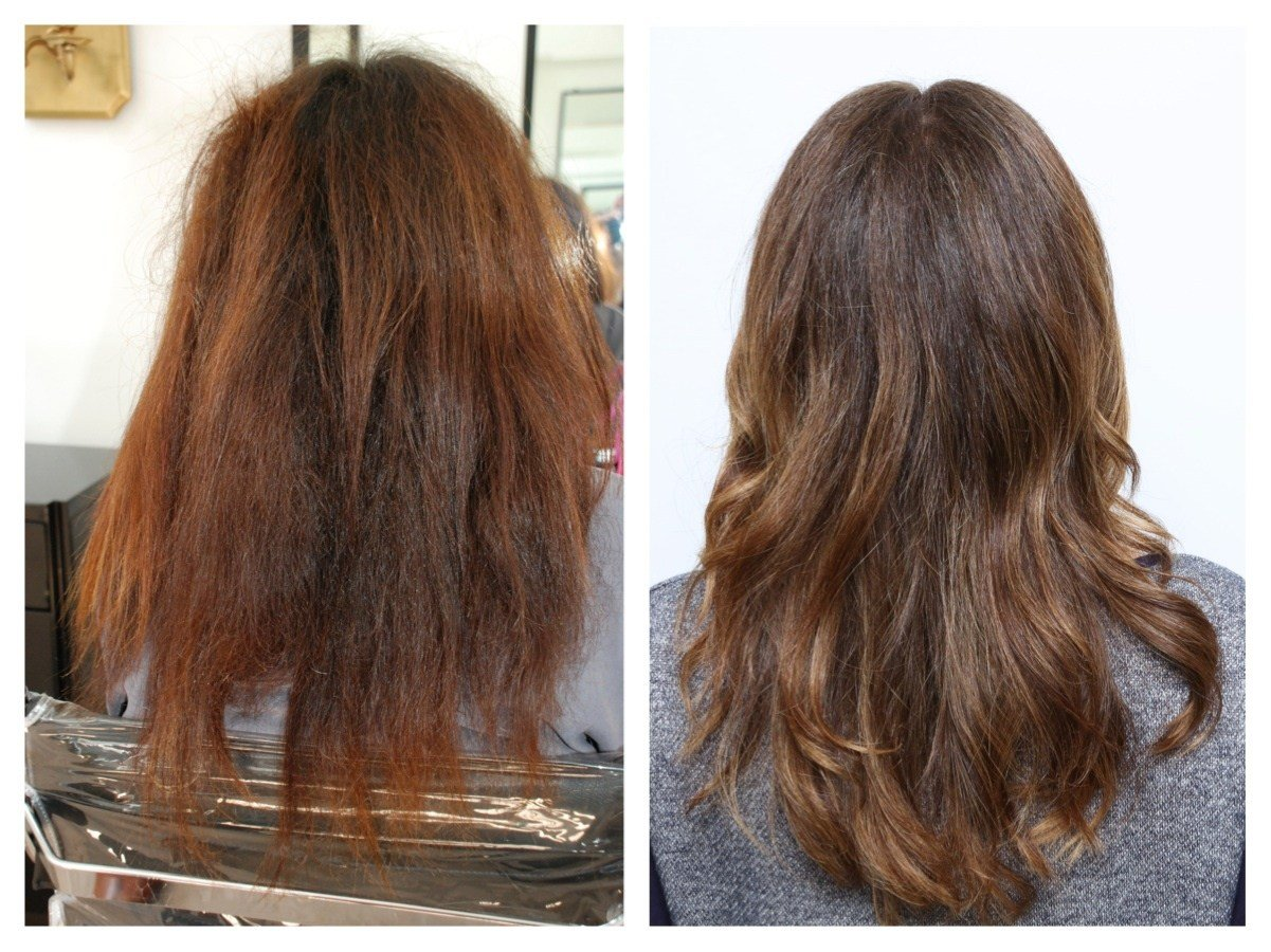 New Brunette – Hair Color Rehab Ideas With Pictures